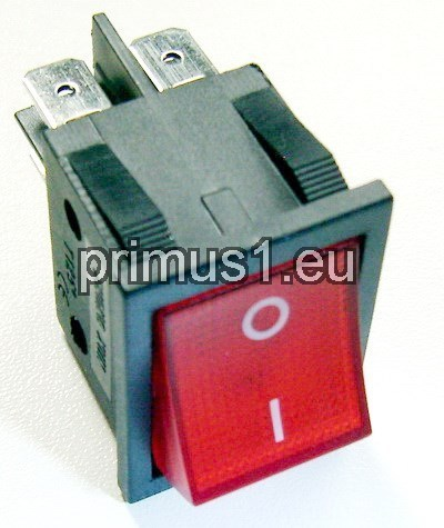 Power Switch 230 V/50Hz  to fit Rainbow D4