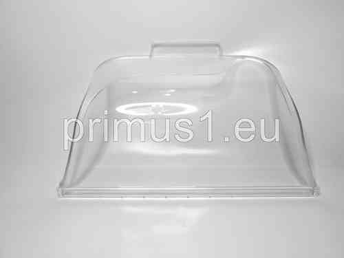 Aquamate 3+4 Front Lense Panel, Clear