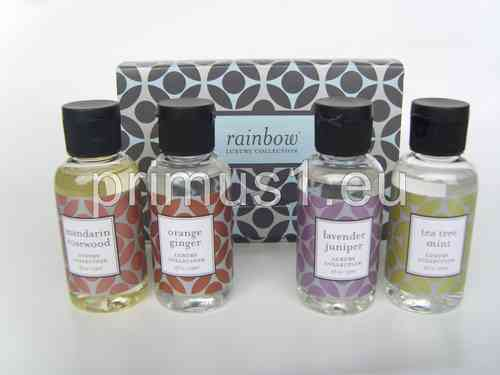 Collection Rainbow de luxe