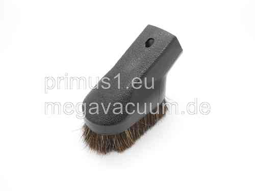 Rainbow Dusting Brush E2 Black,oval-shaped